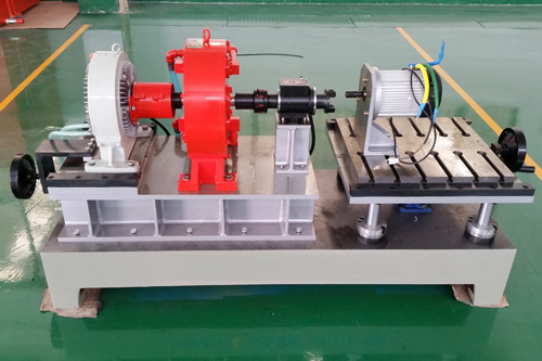 磁粉制动器串联电机测试台