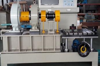 200N•m电涡流/磁粉制动器串联电机测试台