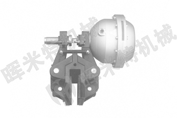 DBHE型空压碟式制动器
