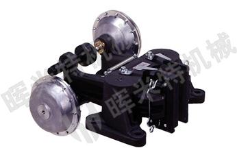 DBH-2A型空压碟式制动器